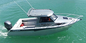 Boat Models Range - White Pointer Boats : custom alloy boat builders, aluminium boats, fishing ...