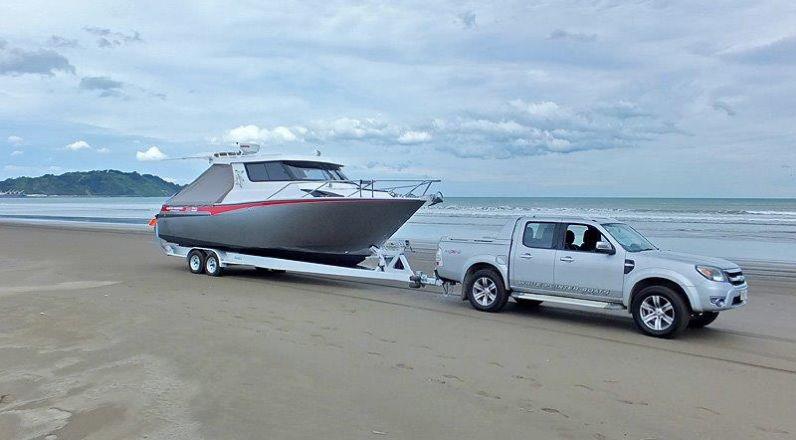 840 Sports Cruiser White Pointer Boats Custom Alloy Boat Builders Aluminium Boats Fishing