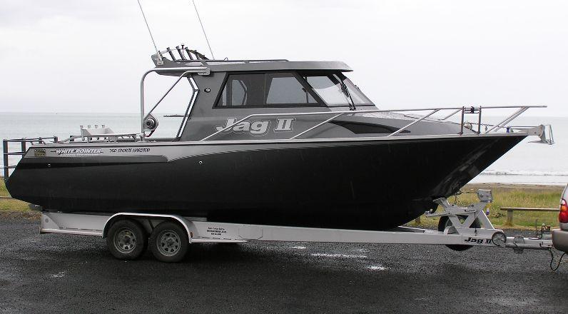 Start your Boat plans: Aluminum Boat Hardtop